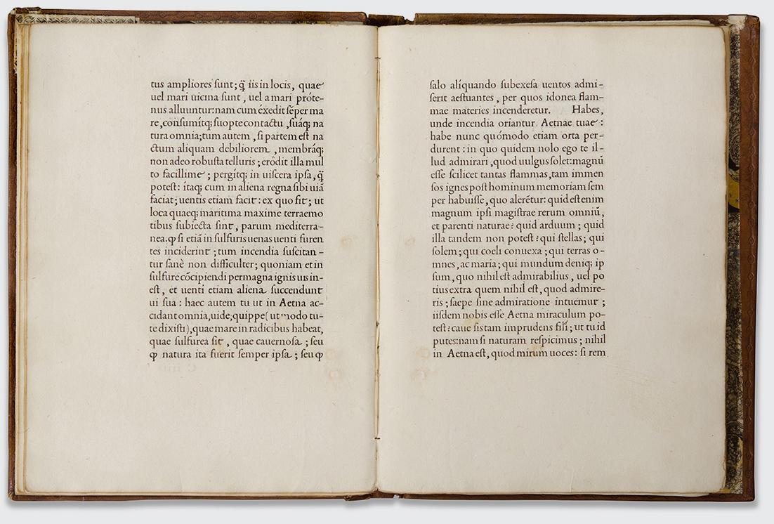 De Aetna, Venezia 1496
